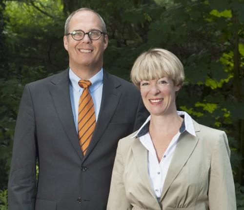 Carsten Schaeffer & Corinna Lütsch die Teamcoaches