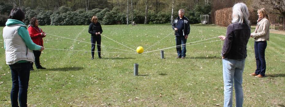 Ausbildung Teamentwickler Outdoor
