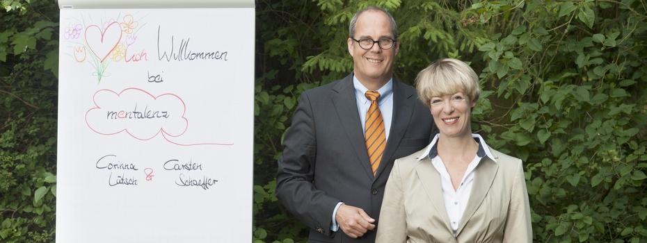 Carsten Schaeffer & Corinna Lütsch mentalenz
