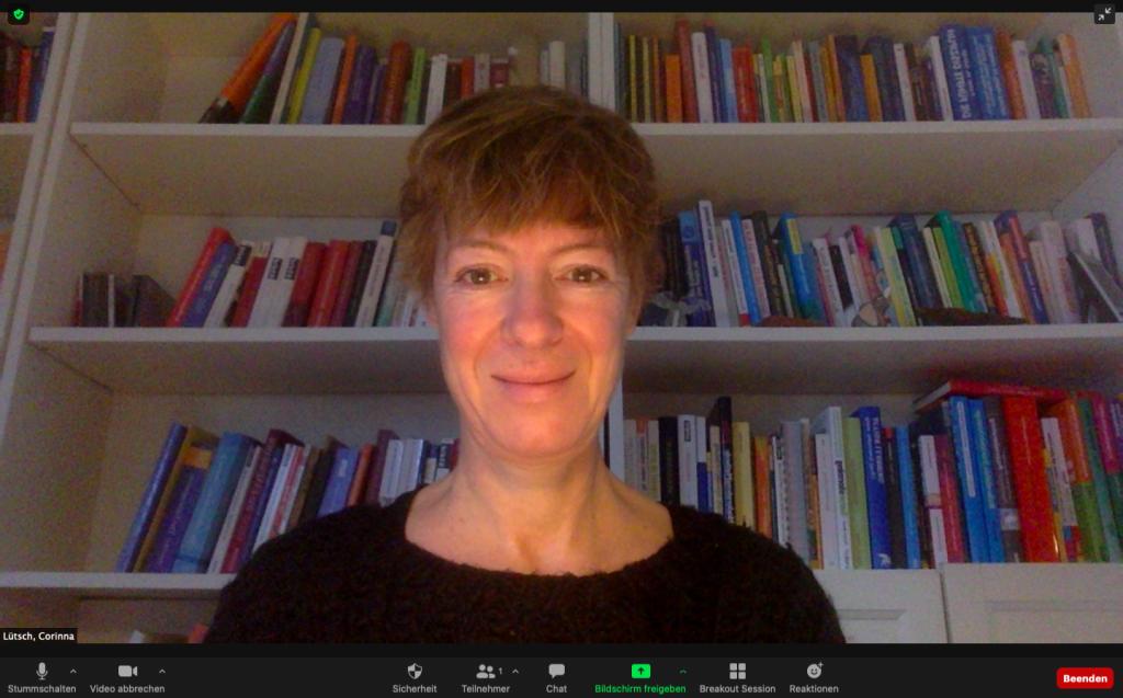 Online-Coaching mit Corinna